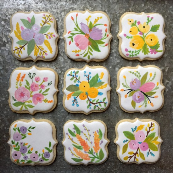 Decorated Cookies Amuse Bake Shop