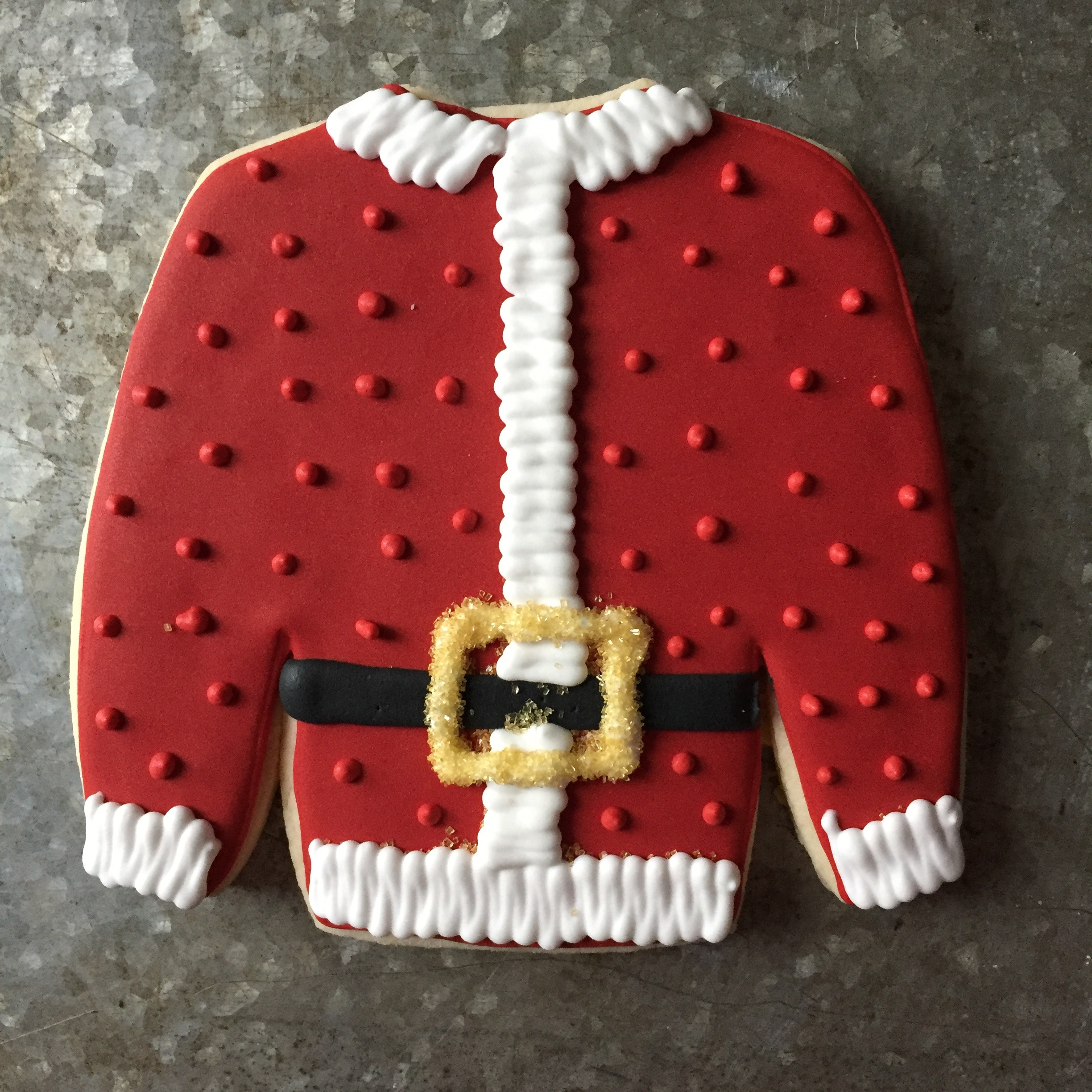 Ugly Sweater Cookies Amuse Bake Shop