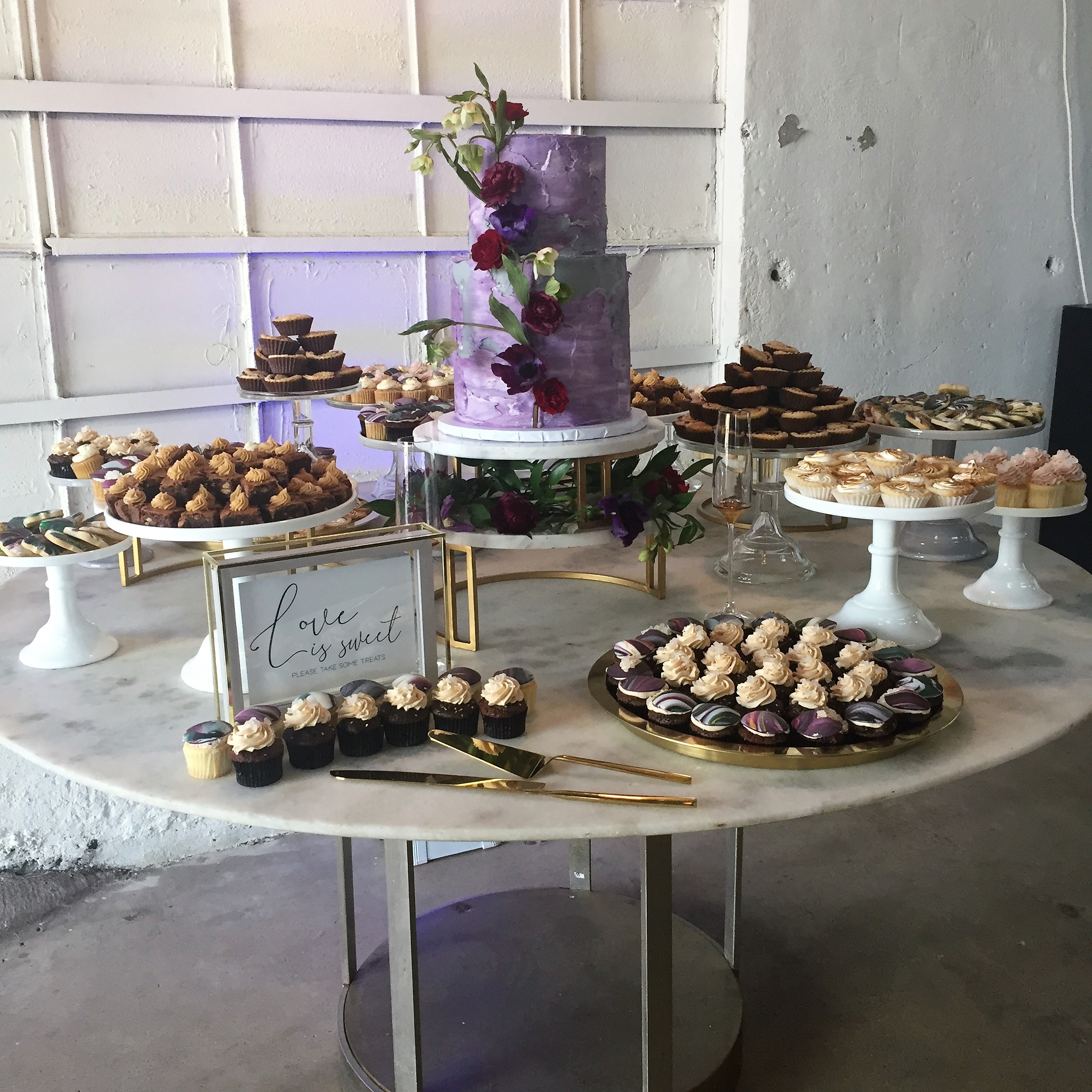 Dallas Bakery Fort Worth Wedding Events Cake Desserts