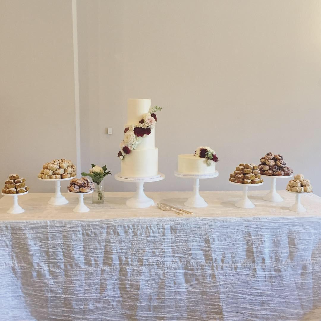 Dallas Bakery Fort Worth Wedding Cake Dessert Bar